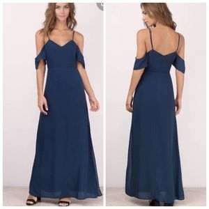NWT Tobi Romantic maxi dress